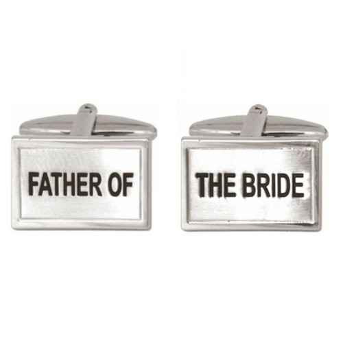 Mansjettknapper - Father of the Bride (1)